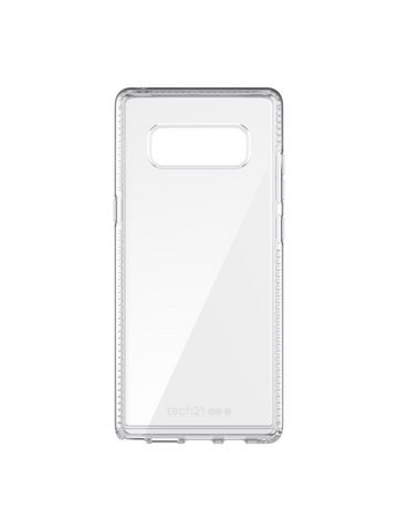 Tech21 Pure Clear Case for Samsung Galaxy Note8 - Clear