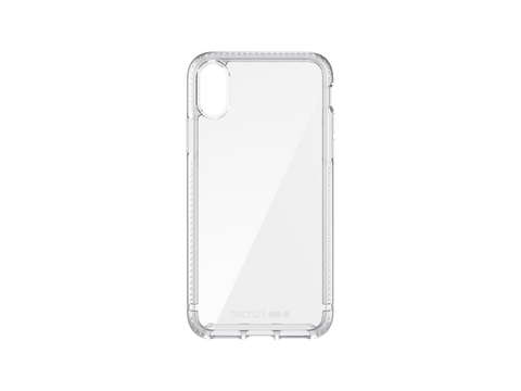 Tech21 Pure Clear Case for Apple iPhone X - Clear