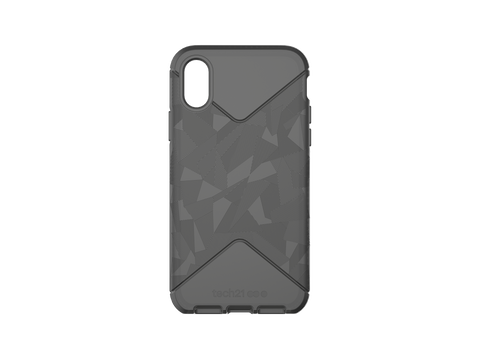 Tech21 Evo Tactical Case for Apple iPhone X - Black