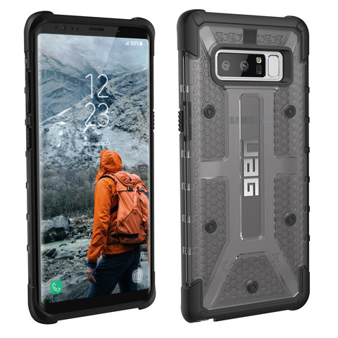 UAG Plasma Case for Samsung Galaxy Note 8 - Ash