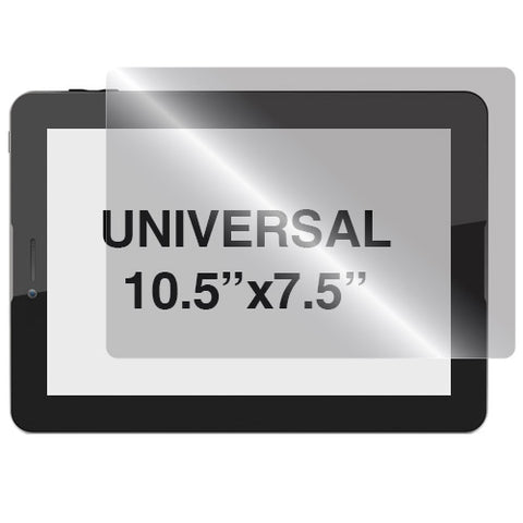 Gadget Guard Original Edition HD Screen Guard Film For Universal Tablets (10.5 In X 7.5 In)