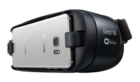 Samsung Galaxy Gear VR Virtual Reality Glasses - Black