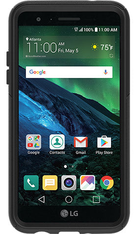 OtterBox Achiever Series Case for LG Phoenix 3 - Black