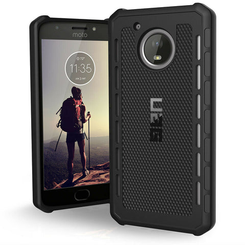 UAG Outback Case for Motorola Moto E4 Plus - Black