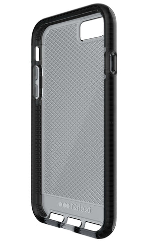 Tech21 Evo Check Case for iPhone 7/8 - Smokey Black