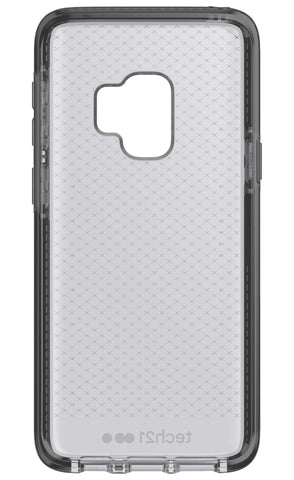 Tech21 Evo Check Case for Samsung Galaxy S9 - Smokey Black