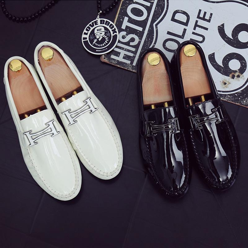 autumn new men's shoes Korean men's casual shoes 2020
