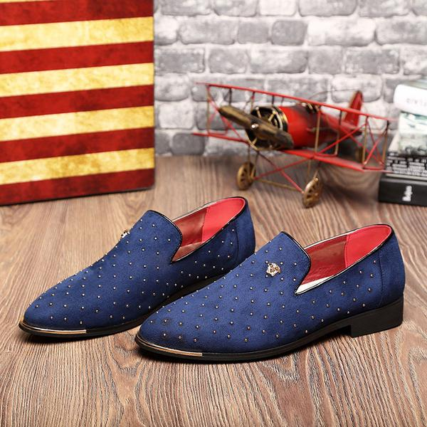 British Men's Shoes, Fashion Shoes, Casual Shoes, Large Size Foreign Trade Leather Shoes, One Hair Replacement Model K01