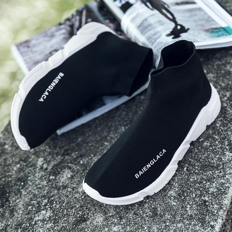 Canvas Men Sport Injection Shoes
