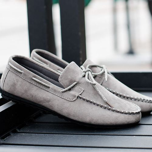 Men causal shoes slip-ons man loafers