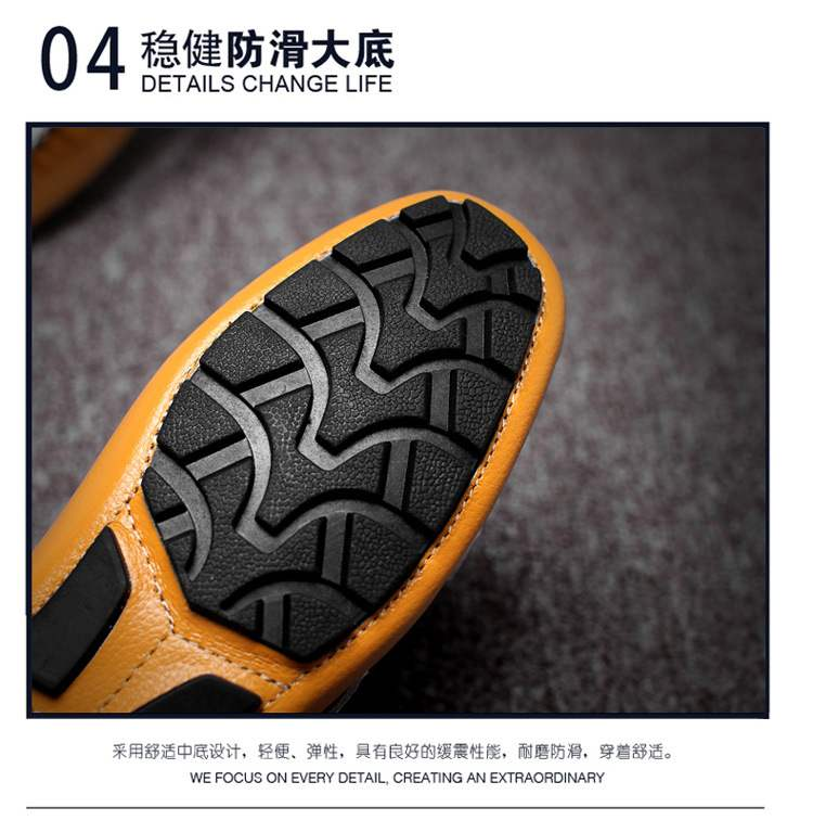 shoes leather driving shoes 2020