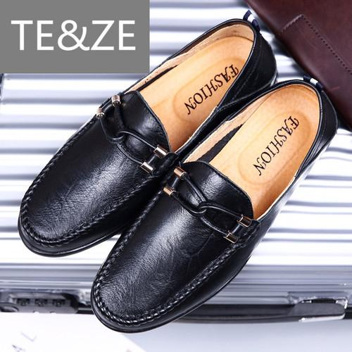 men's summer hollow breathable British men's shoes Korean version of the wild personality casual shoes