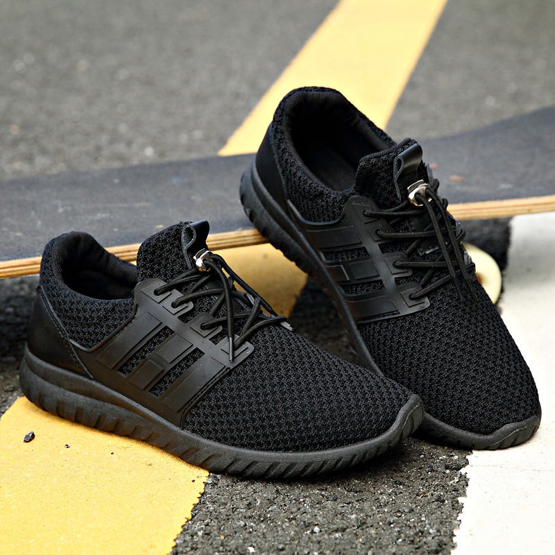 Summer men's outdoor work shoes mesh breathable work men's shoes