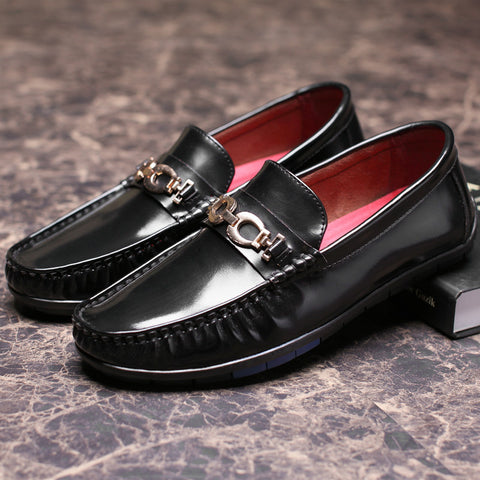 pedal loafer shoes
