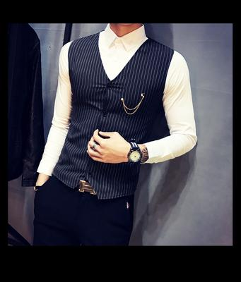 Mens Shirts Casual Patchwork