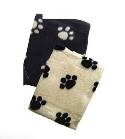 Large Fleece Pet Blanket