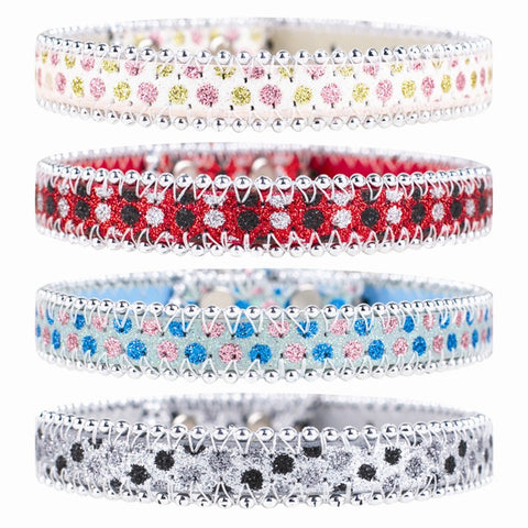 Luxury Sparkly Dog Collar