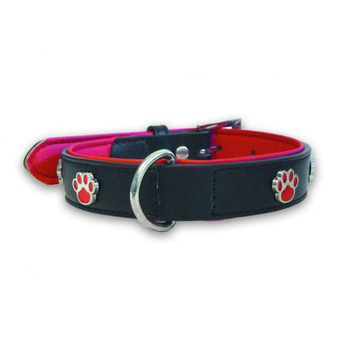 The Paws Charm Collar (S,M,L)