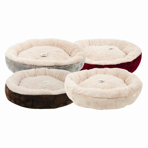 Round Pet Bed - Large 60cm x 60cm