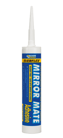 Everbuild Mirrormate Mirror Bonding Adhesive