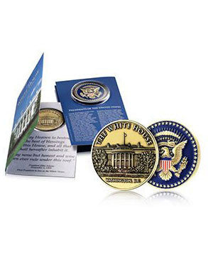 White House Commemorative Coin