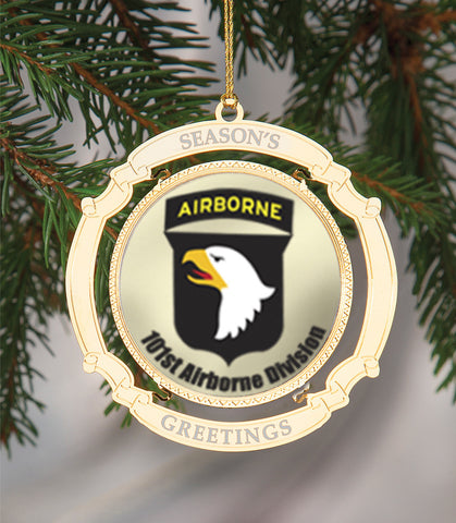 Holiday Ornament 101 Airborne