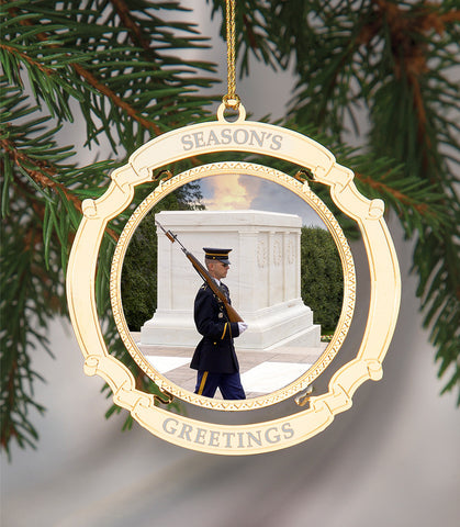 Holiday Ornament Arlington Cemetery