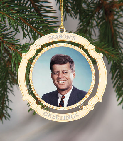 Holiday Ornament John F. Kennedy