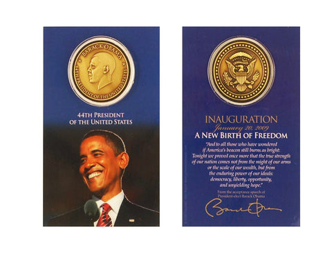 2009 Inauguration Coin