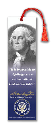 "George Washington ""God and Bible"""