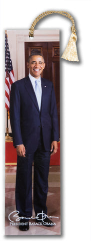 President Barack Obama Bookmark