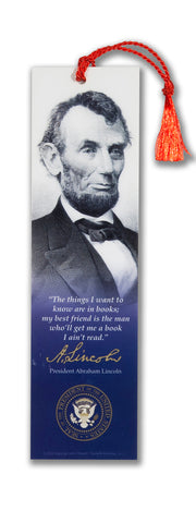 "President Abraham Lincoln ""The things I want to know...."""