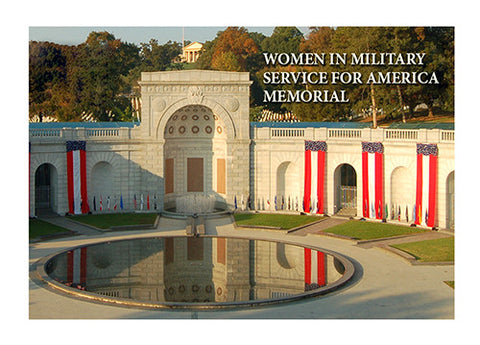 Women In Military Service for America Magnet