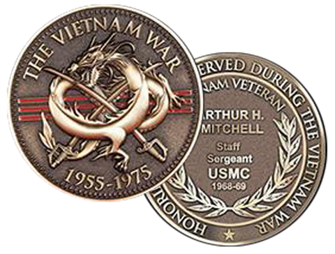 Vietnam Commemorative Coin
