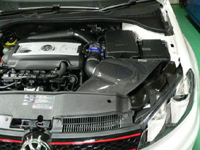 VOLKSWAGEN | GOLF 6・MK6・GTI | 2009 ~ 2013 | 2.0  LITER・TURBO・211PS | RAM AIR SYSTEM | FRI-0200