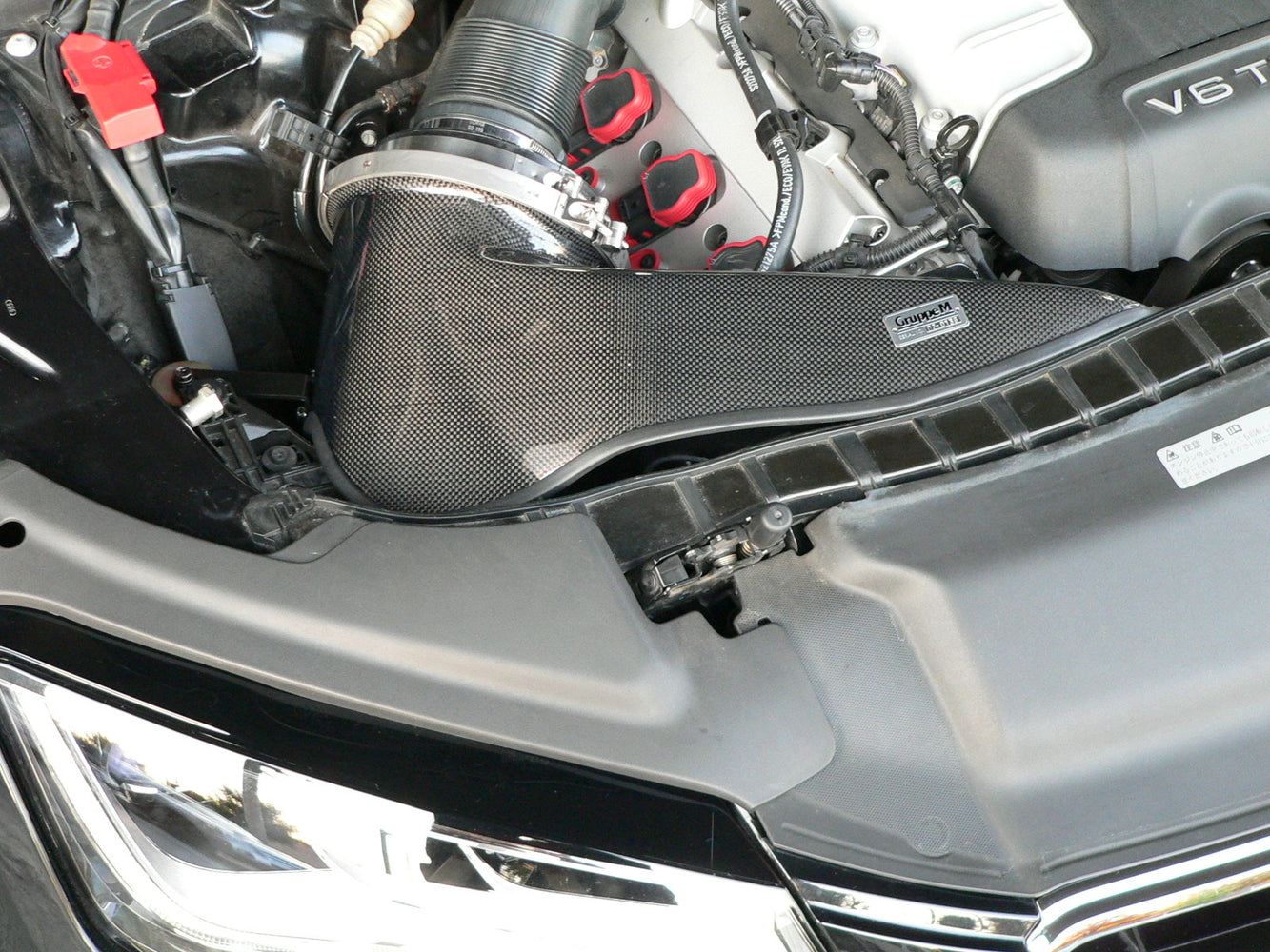 AUDI A6 3.0 SUPERCHARGER & TURBO TFSI QUATTRO 2011 - 2015
