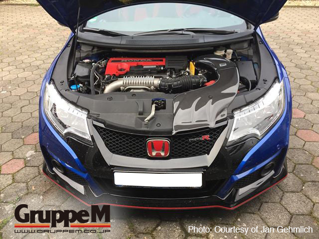HONDA CIVIC TYPE R 2015 ~ 2017 (FR-0522) - GruppeM