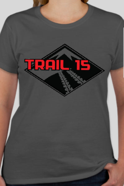 Trail 15 Ladies T-Shirt