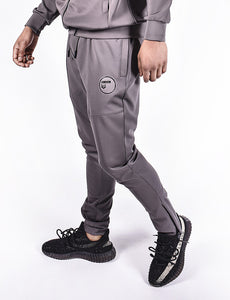 Grey 4BIDDEN Elite Men's Joggers