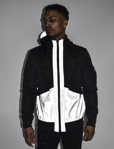 Reflect 4BIDDEN Bomber Men's Jacket