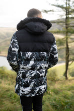 4BIDDEN RAID MOUNTAIN BUBBLE PARKA
