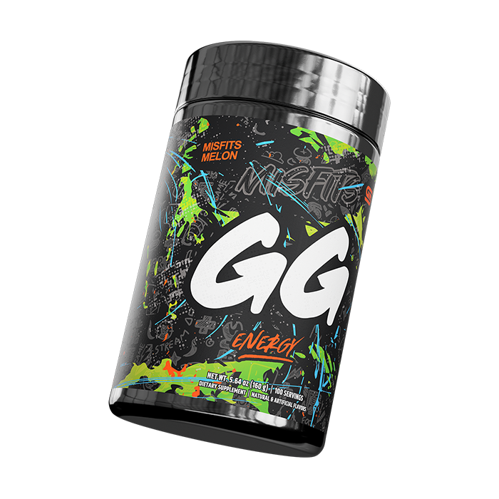 Misfits Melon Limited Edition 100 Serving - Gamer Supps