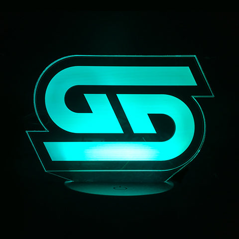 LED Display Gamer Supps® Logo - GamerSupps.GG