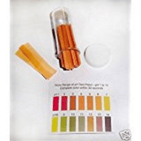 Test Papers: PH Litmus Paper - Wide Range 1-14, Vial of 100 Strips #1952