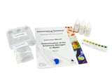 Water Testing Kit, The Determination of the Ammonia Nitrogen Concentration (#AC9754, IS9754)