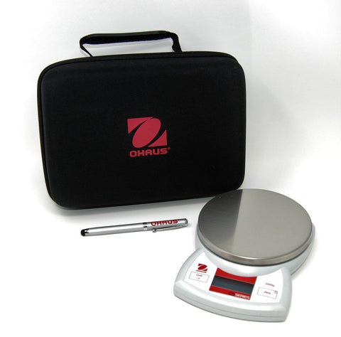Ohaus Portable Balance CS2000 with Case and FREE Stylus (#72212664)