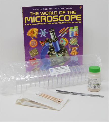 Growing Bacteria Science Kit (BZ5100)