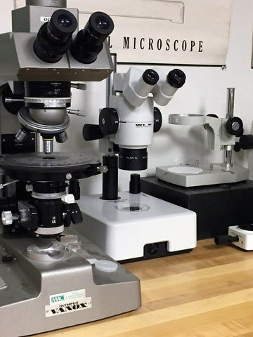 Reconditioned Microscope