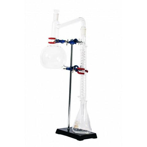 Distillation Apparatus Set, 1500ml, 9 pcs (#USD1500)