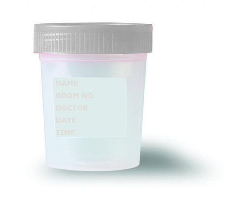 MH1015 Sterile Specimen Container 120ml (#WP1015)